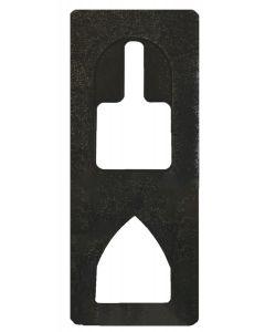SpeeCo Metal T-Post Puller Black S16110400
